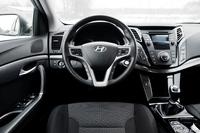 Hyundai i40 Sedan 2.0 GDI Comfort Plus - wnętrze