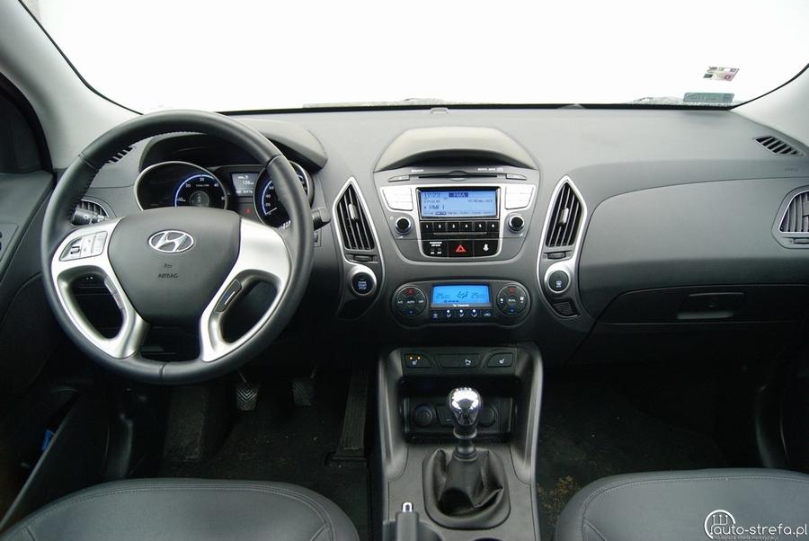 Hyundai Ix35 1 7 Crdi Style Wnętrze Zdjęcie Nr 2