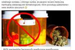 Medyczna marihuana: social media zdecydowanie na tak
