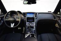 Infiniti Q60S 3.0t AWD Sport - deska rozdzielcza
