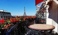 Hotel Plaza Athenee, Paryż