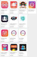 Aplikacje kradnące dane logowania do Instagrama