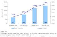 Mobilny Internet: porównanie cen V 2010