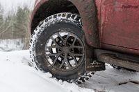 Isuzu D-Max Arctic Truck - koło