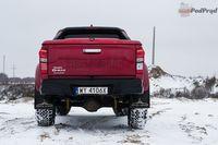 Isuzu D-Max Arctic Truck - tył