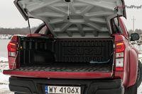 Isuzu D-Max Arctic Truck - paka