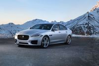 Jaguar XF MY17