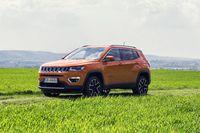 Jeep Compass 2.0 140 KM - kierunek Europa