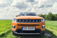 Jeep Compass 2.0 140 KM - grill