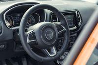 Jeep Compass 2.0 140 KM - kierownica