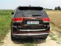 Jeep Grand Cherokee 3.0 CRD Overland Summit - tył auta