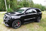 Odjechany Jeep Grand Cherokee SRT8 6.4 V8 HEMI