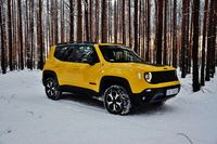 Jeep Renegade 2.0 MJD AT9 4x4 Trailhawk - z przodu