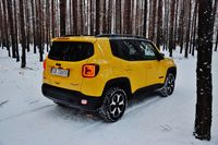 Jeep Renegade 2.0 MJD AT9 4x4 Trailhawk - z tyłu
