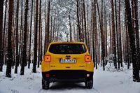 Jeep Renegade 2.0 MJD AT9 4x4 Trailhawk - tył