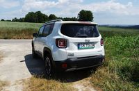 Jeep Renegade 2.0 Multijet 4x4 Limited - z tyłu