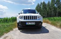 Jeep Renegade 2.0 Multijet 4x4 Limited - przód