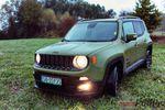 Jeep Renegade - mały ale jary