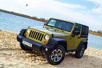 Jeep Wrangler 2.8 CRD Rubicon