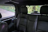Jeep Wrangler - tylna kanapa