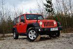 Jeep Wrangler Unlimited 2.8 CRD Sport. Czy przetrwa próbę czasu?