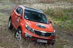Uniwersalna Kia Sportage 2.0 CRDi XL 4WD