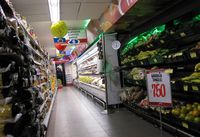 Kolumbijski supermarket
