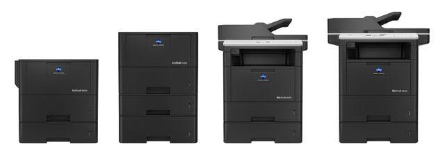 Nowe drukarki Konica Minolta bizhub i-Series