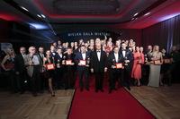 Laureaci XXII edycji konkursu WIKTORIA - Znak Jakości Przedsiębiorców