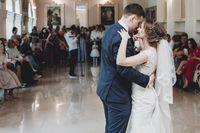 Para młoda jako świadek przeciwko organizatorowi wesela