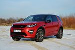Land Rover Discovery Sport 2.0 TD4 AT 4WD HSE Luxury
