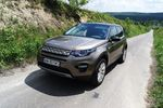 Land Rover Discovery Sport Si4 HSE Luxury pełen zalet