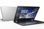 Notebooki Lenovo YOGA 710, YOGA 510 oraz ideapad MIIX 310