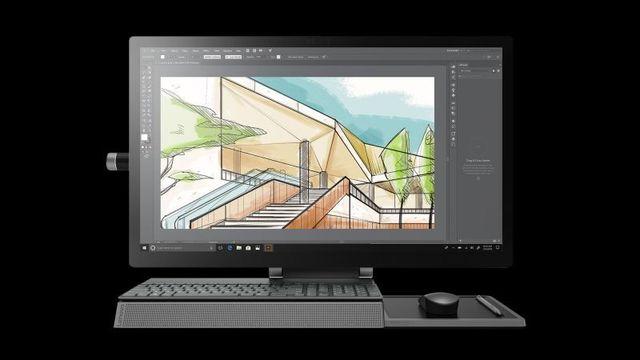 Lenovo Yoga S940, A940 i C730