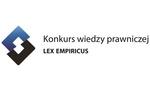 """Konkurs Wiedzy Prawniczej """"Lex Empiricus"""""""