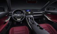 Lexus IS 200t - wnętrze