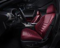 Lexus IS 200t - siedzenia