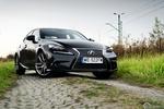 Lexus IS 250 F-Sport – piękny ze słabym sercem