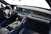 Lexus LC 500h Superturismo - wnętze