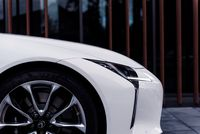 Lexus LC500h - koło