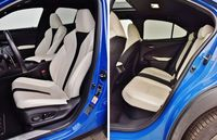 Lexus UX 250h F Sport - fotele