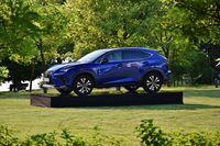 Lexus NX - profil