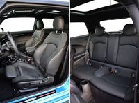 MINI Cooper S - fotele