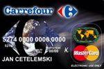 Karta kredytowa Carrefour MasterCard