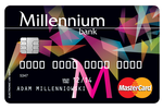 Karta Millennium MasterCard prepaid