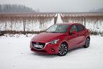 Mazda 2 1.5 SKYACTIV-G 115 KM przyciąga spojrzenia