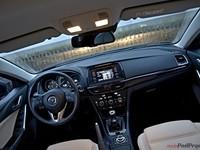 Mazda 6 2.2 SKYACTIV-D SkyPASSION - wnętrze