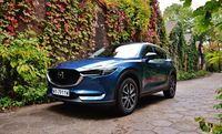Mazda CX-5 2.2 SKY-D 6AT AWD SkyPASSION - z przodu