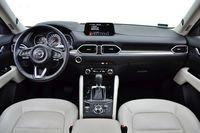 Mazda CX-5 2.2 SKY-D 6AT AWD SkyPASSION - wnętrze