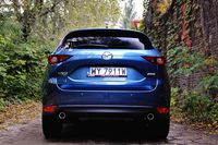 Mazda CX-5 2.2 SKY-D 6AT AWD SkyPASSION - tył